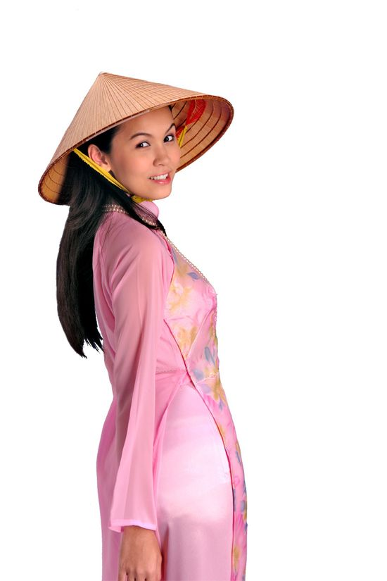 Vietnamese dress (ao dai)