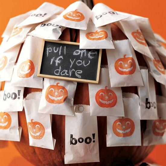 DIY Self Serve Halloween Treats by Martha Stewart