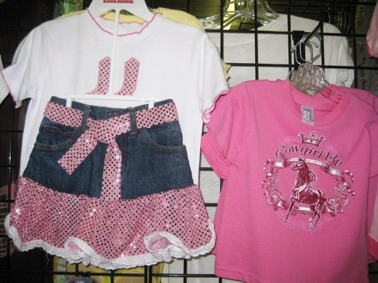 Western kids outfits
