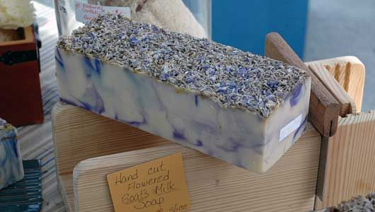 Making soap: 5 tips for homemade soap  Here are five tips for making soap at home.