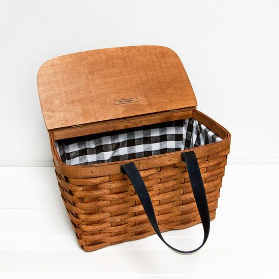 Image of picnic basket