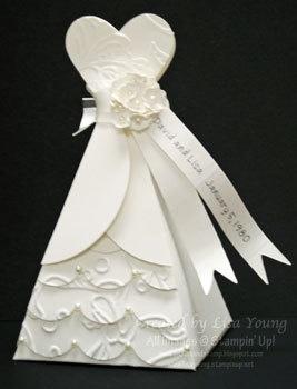 petal cone bride