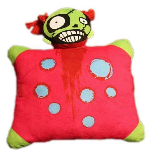 Zombie Pillow Pet Girl- Ultra Soft- Standard Size, www.amazon.com/...