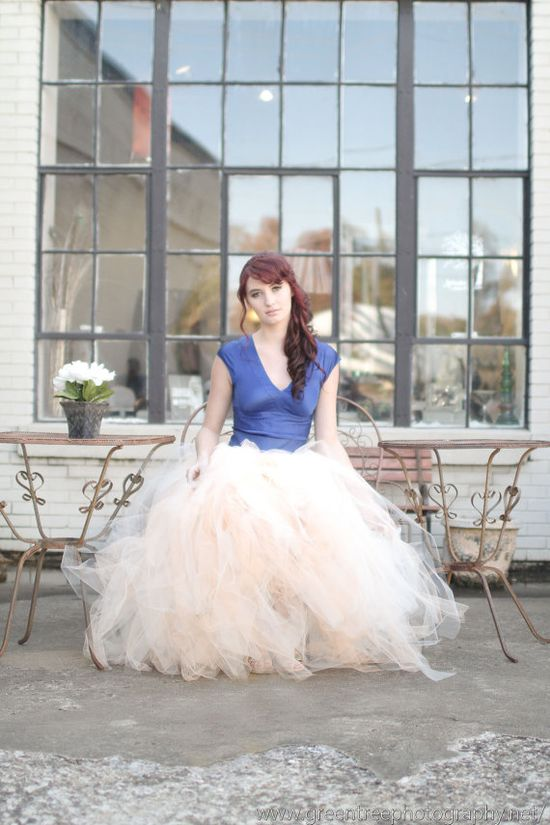 pretty, pretty, tulle skirt!!!