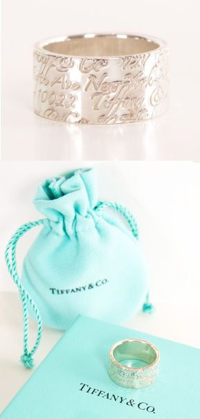 Tiffany Notes Ring ?