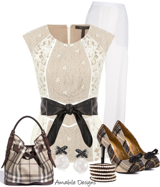 """Work wear for the Spring"" by amabiledesigns on Polyvore"
