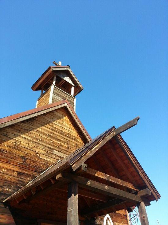 Church at Tortilla Flats