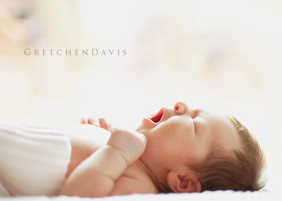 great newborn photo