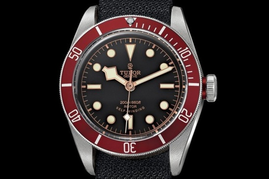 New vintage inspired watch from Tudor