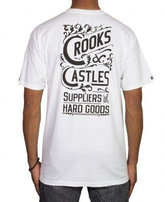Crooks & Castles - Supplier T-Shirt - $32