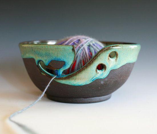 yarn bowl!
