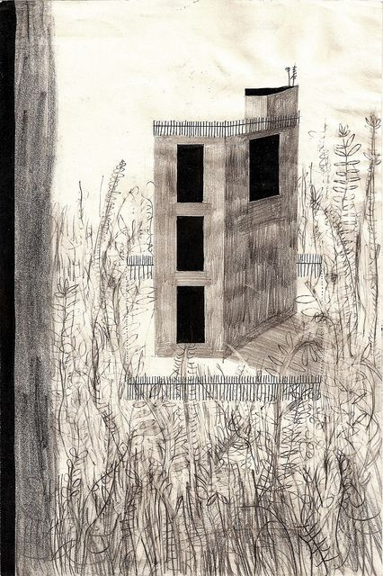 Eleanor Taylor.  Urban landscape