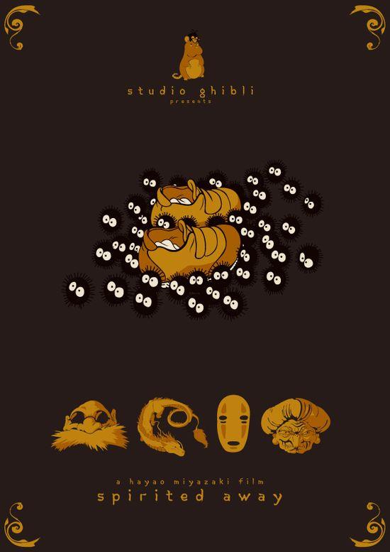 Spirited Away - Still my favorite movie ever!