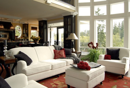 Tommy Room II - contemporary - living room - tampa - by Marcia Nease-Baer's Furniture Sarasota