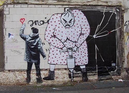 Street Art , Berlin