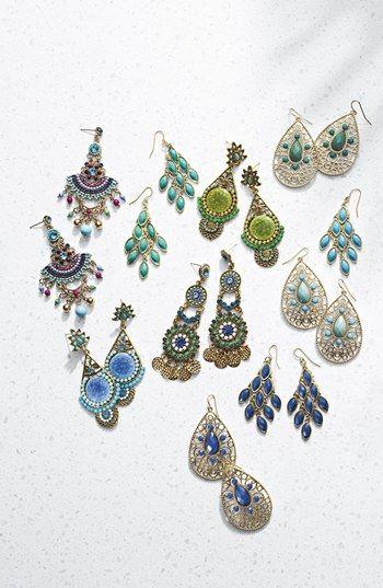 10 Chandelier Earrings to Try-love them!