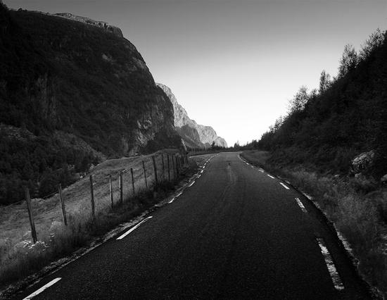 Road trip road