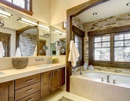 Inspirational retro bathroom design