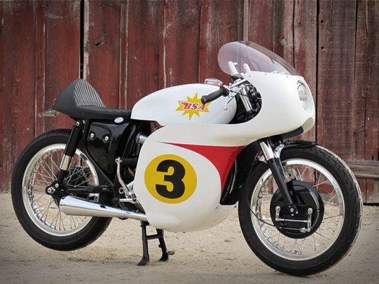 Union Motorcycle Classics - 1967 BSA Lightning