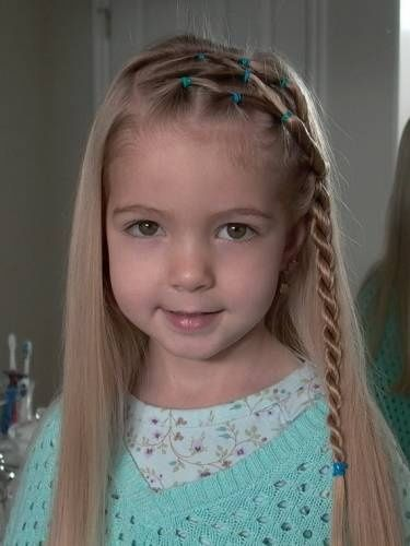 Cute Hairstyles For Little Girls With Long HairShort Hairstyles 2012