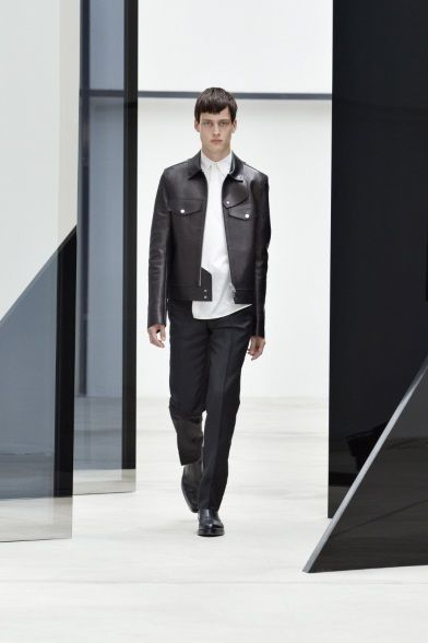 Balenciaga - Men Fashion Spring Summer 2014 - Shows - Vogue.it
