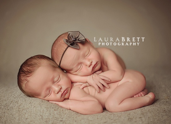Twins, Laura Brett Photography