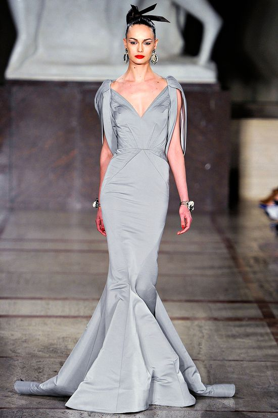 Zac Posen Fall 2012 RTW - Review - Collections - Vogue