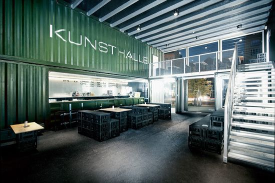 Platoon Kunsthalle by Platoon, Berlin