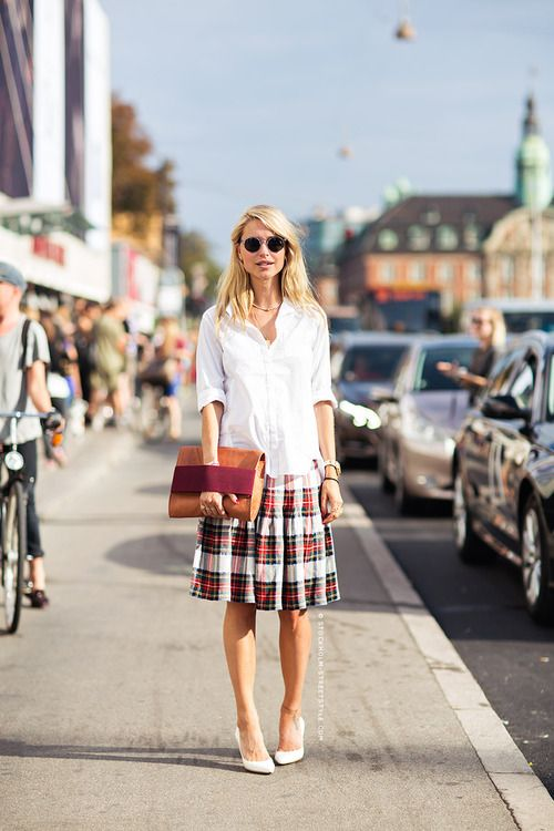 skirt is cute