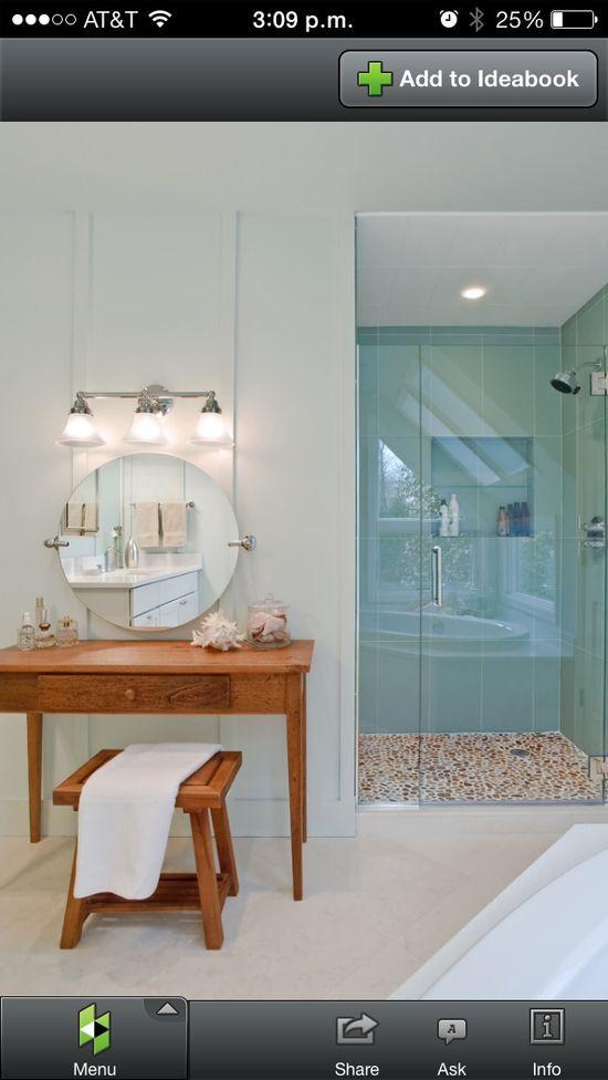 I love this bathroom! ??