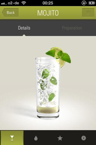 Cocktail iPhone app