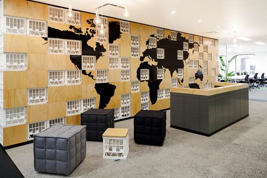 TNS office by The Bold Collective, Sydney