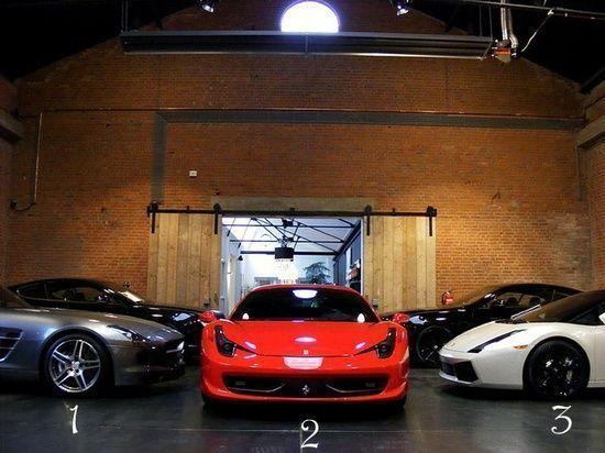 Mercedes vs Ferrari vs Lamborghini Choose your