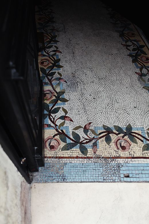 lovely old mosaic floor