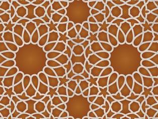 Wall or floor design.