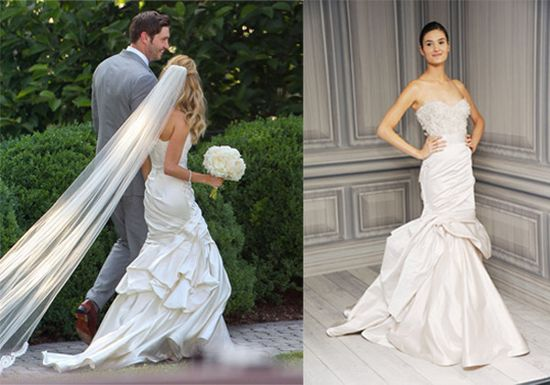 Kristin Cavallari and Jay Cutler Wedding Photos
