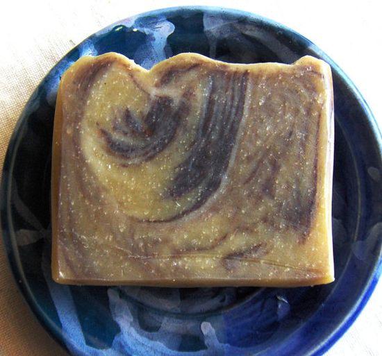 Dark Patchouli Soap  Cold Process Soap  Vegan Soap by AquarianBath, $5.50