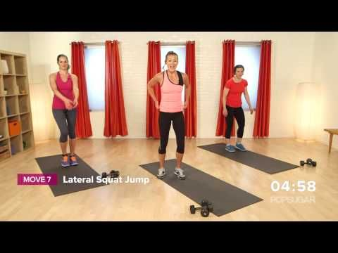 10-Minute Lower Body and Cardio Workout
