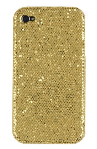 Gold Sparkles Case for Apple iPhone