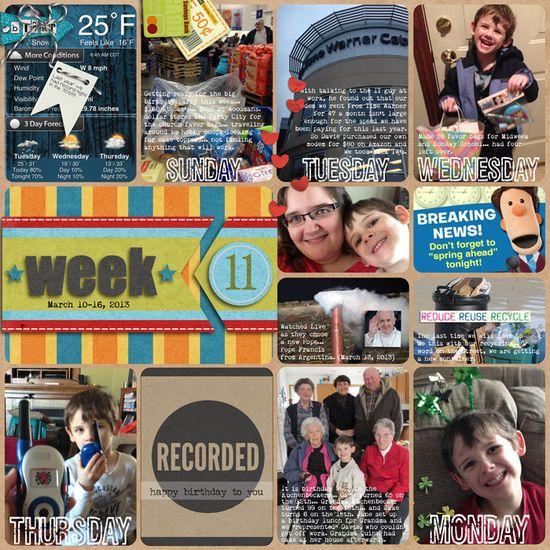 Week 11 - Scrapbook.com