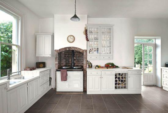 Amtico Spacia Ceramic Sable #kitchens #interior www.amtico.com
