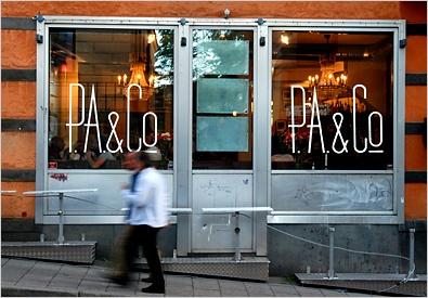 p.a. & co / stockholm