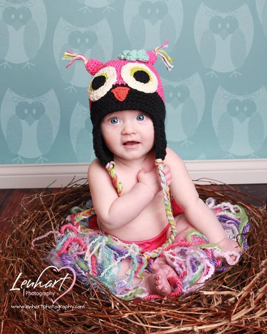LOVE animal hats!