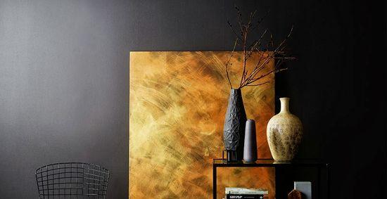 #interior #decor #styling #golden #black