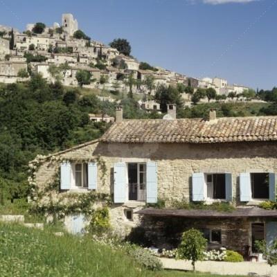 Provençal Stone Farmhouse