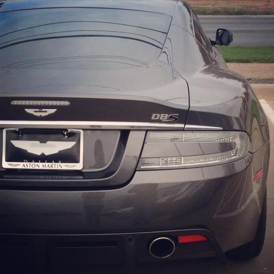 Sports car love..