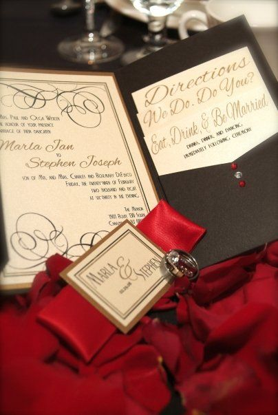 i like these handmade invitations as well