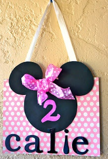 Cute Minnie Mouse Party ideas