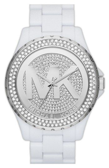 Michael Kors - All White, YES PLEASE!!