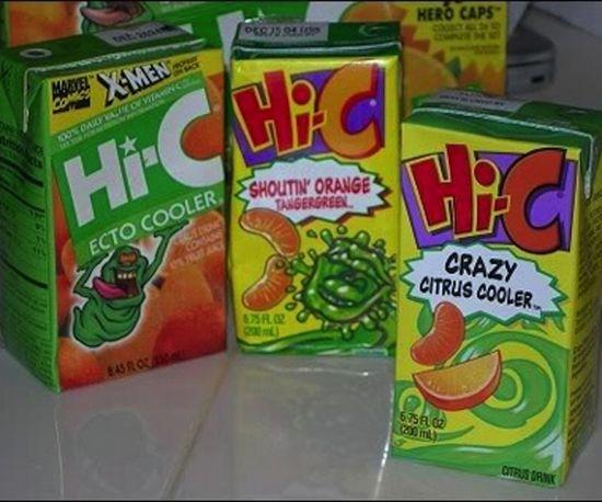Hi-C Ecto Cooler, R.I.P.